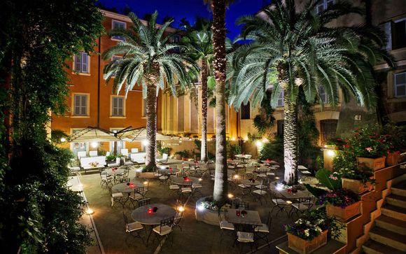 Italia Roma - Hotel Ponte Sisto 4* desde 113,00 €