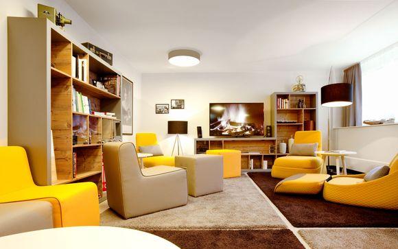 Alemania Múnich - Hotel arcona Living München 4* desde 54,00 €