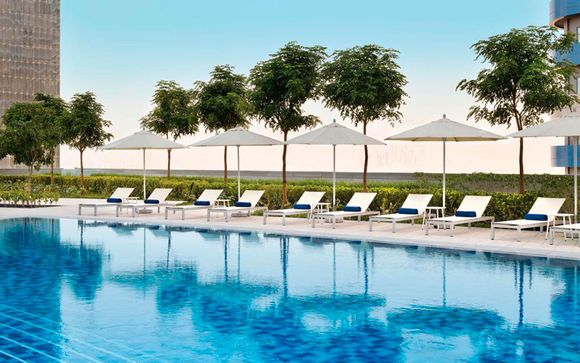 Address Fountain Views 5*, en Dubái