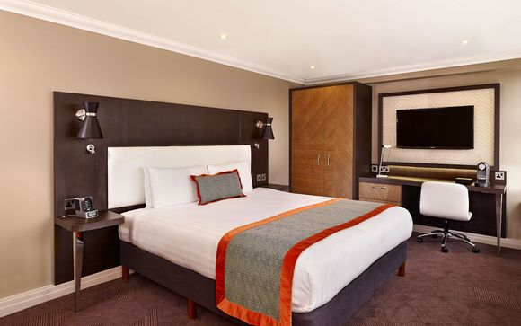 DoubleTree by Hilton Hyde Park 4*