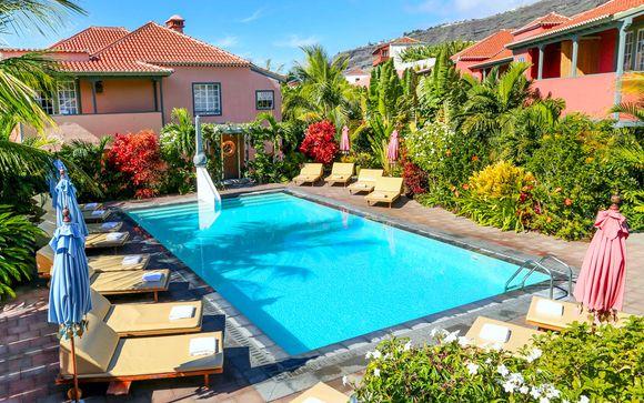España Tazacorte - Hotel Boutique Hacienda de Abajo 5* - Solo Adultos desde 380,00 €