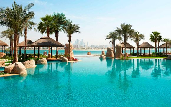 Emiratos Árabes Unidos Dubái - Sofitel Dubai The Palm Resort & Spa 5* desde 1.257,00 €