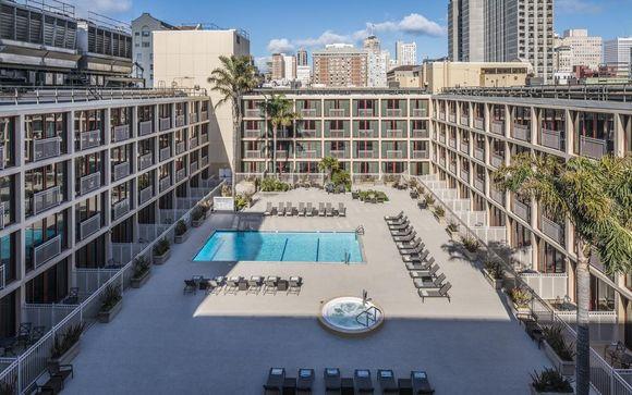 Hilton San Francisco Union Square 4*