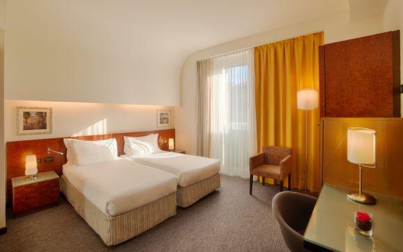 Hotel NH Bergamo 4*