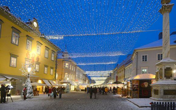 Mercados de Navidad en Klagenfurt