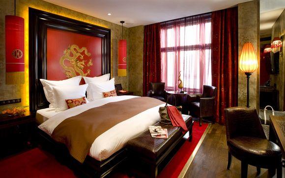 República Checa Praga - Buddha-Bar Hotel Prague 5* desde 112,00 €
