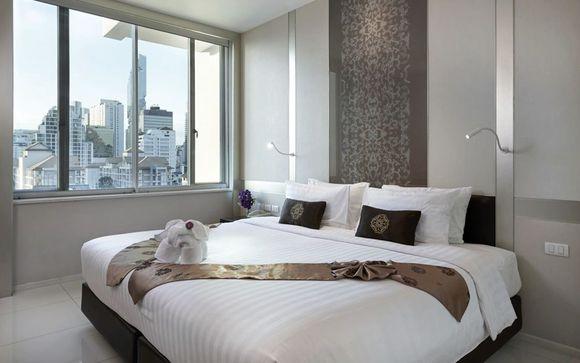 Mandarin Hotel by Centrepoint 4* (solo opción 2)