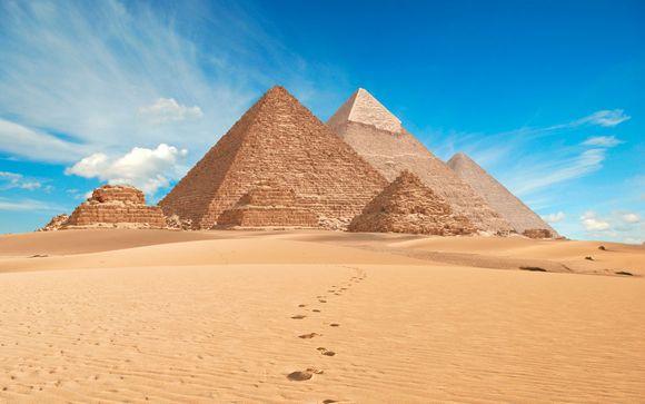 Egipto El Cairo - Descubre Egipto con Steigenberger Hotel El Tahrir 4* Superior desde 717,00 €