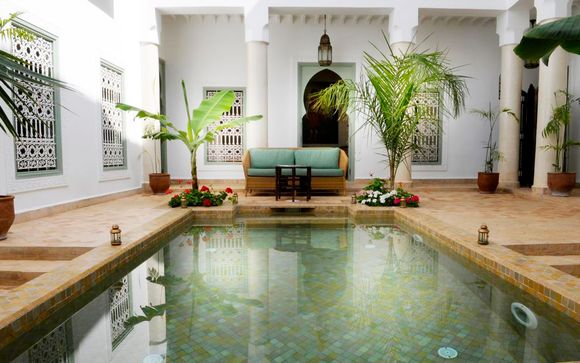 Marruecos Marrakech - Riad Les Hibiscus desde 63,00 €