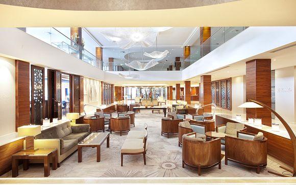 Países Bajos Ámsterdam Hotel Okura Amsterdam 5* desde 185,00 €