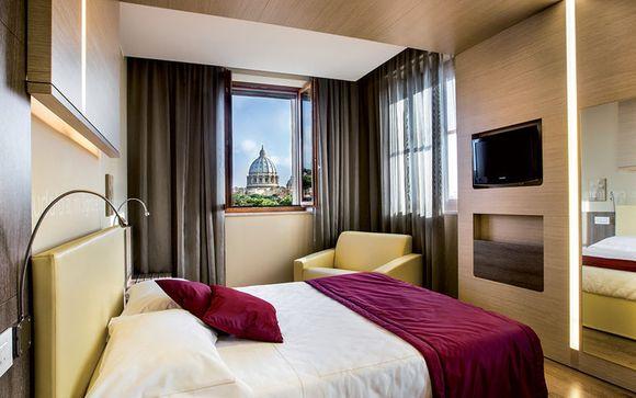 Italia Roma - Hotel Il Cantico desde 41,00 €