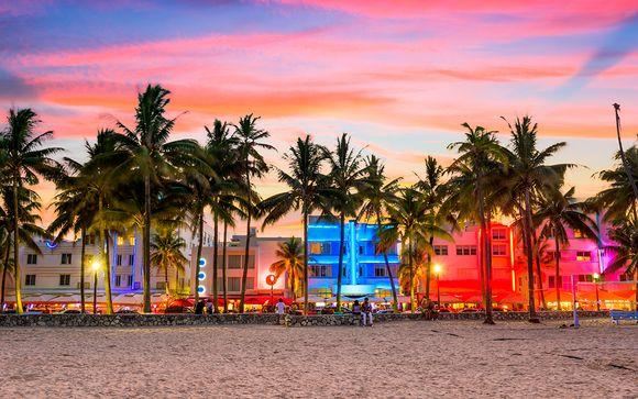 Royal Palm South Beach Miami 4* y Ocean Riviera Paradise 5*