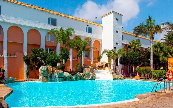 Diverhotel Roquetas 4*