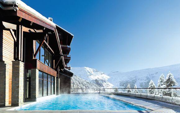 Résidence Pierre & Vacances Premium Les Terrasses d'Eos 5*
