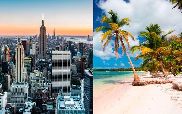 Viceroy New York 5* y Barceló Bávaro Beach 5*
