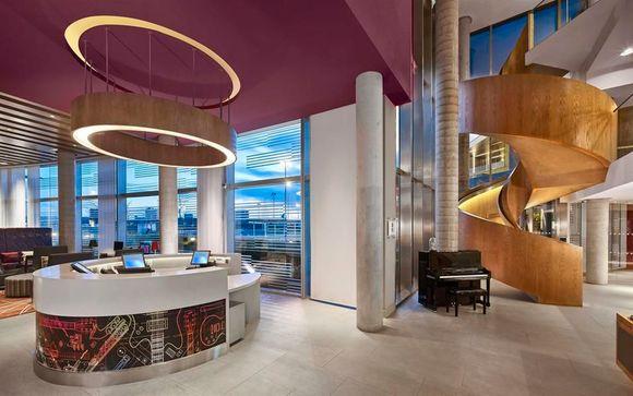 El Hotel Aloft London Excel le abre sus puertas