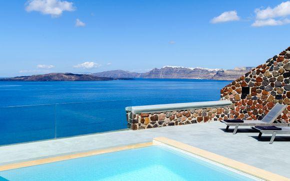 Ambassador Aegean Luxury Hotel and Suites Santorini 5*