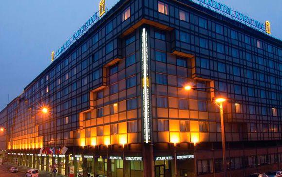 Hotel Atahotel Executive 4*