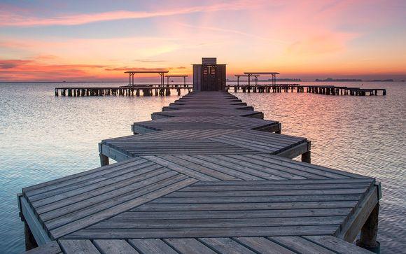 Relax junto al Mar Menor