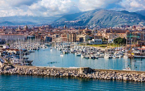 Italia Palermo - Mercure Palermo Excelsior City 4* desde 69,00 €