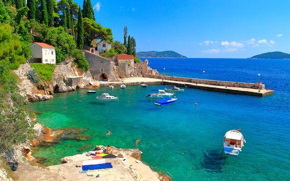 La Riviera de Dubrovnik te espera
