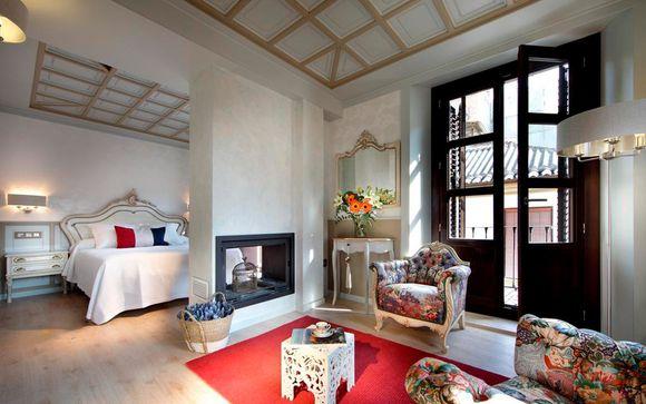 Granada - Casa Palacete 1822