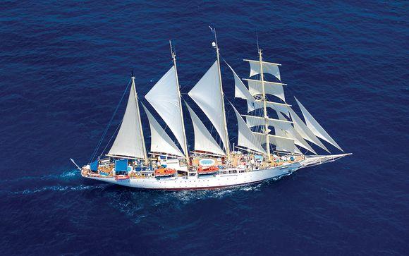 Navegando hacia Borneo
