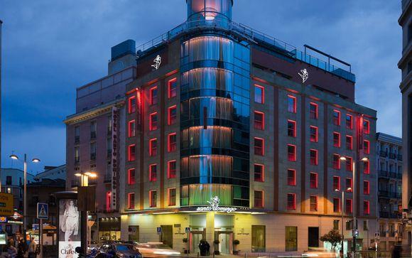 Hotel Santo Domingo 4*