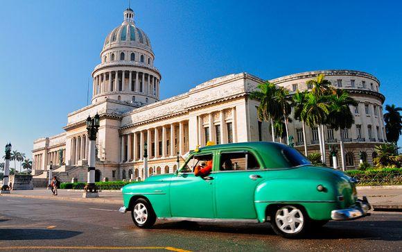 La Habana y Cayo Santa María le esperan