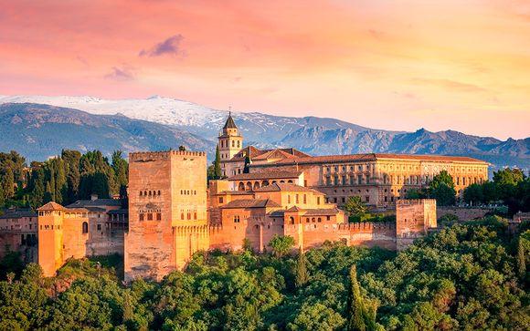 Monachil - Granada Palace 4*