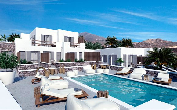 Grecia Mykonos - Mykonos Waves Beach House & Suites 4* desde 323,00 €