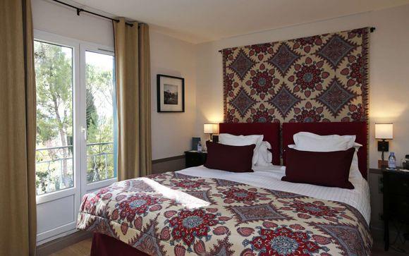 Hotel Le Pigonnet 5*