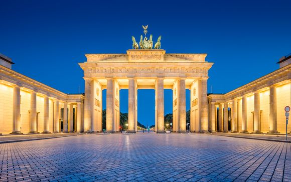 En pleno corazón de la capital alemana