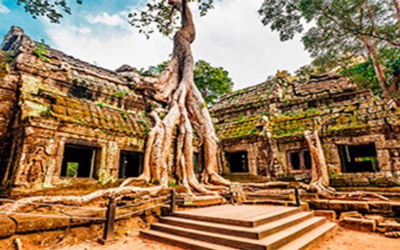 Extensión a Camboya: FCC Angkor by Avani