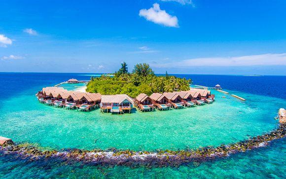 Maldivas Kuda Rah - Amaya Resort Kuda Rah 5* desde 1.960,00 €