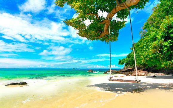 Hotel Mandarin 4*, T- Villa Phuket 4* y The Leaf Oceanside 4*