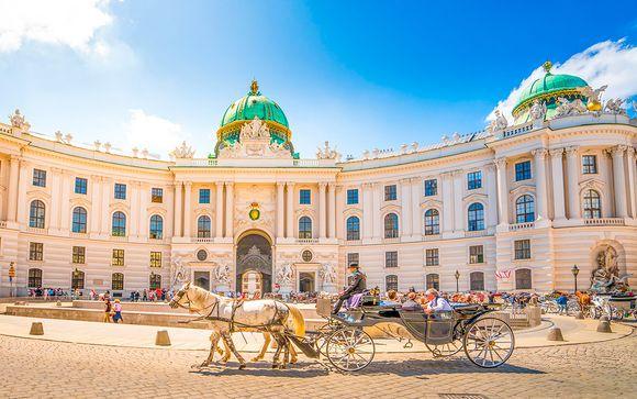 Austria Viena - Hotel Boltzmann 4* desde 33,00 €
