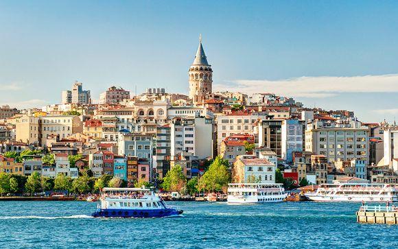 La antigua Constantinopla te espera