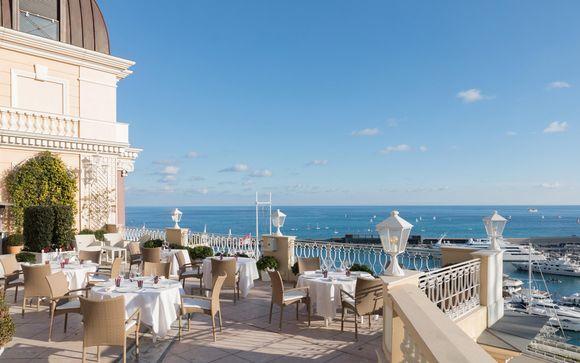 Hotel Hermitage Monte-Carlo 5*