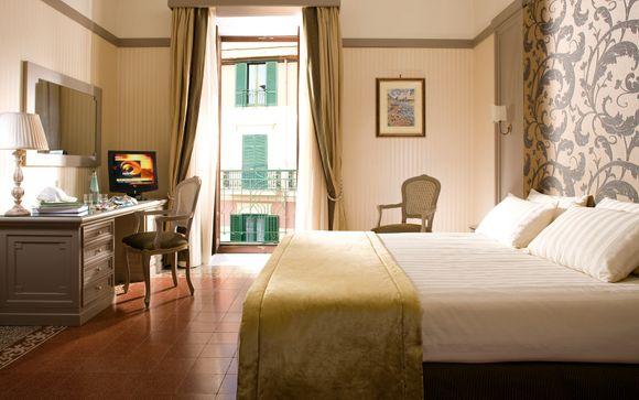 Grand Hotel Europa Palace 4*