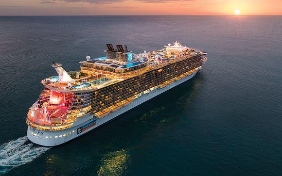 Crucero por el Mediterráneo con Royal Caribbean