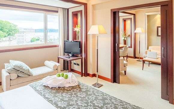 La Coruña  Hotel Hesperia Finisterre 5*