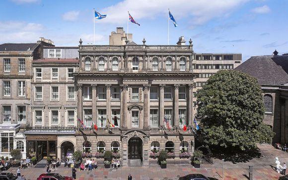 InterContinental Edinburgh The George 5*