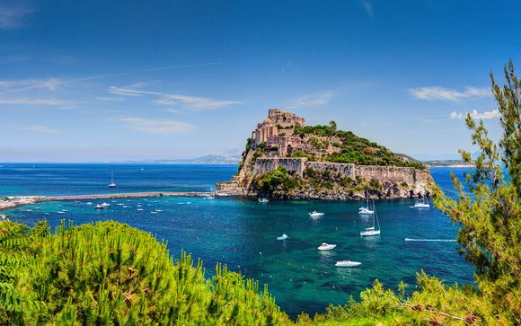 Italia Ischia - Villa Fortuna Holiday Resort desde 24,00 €
