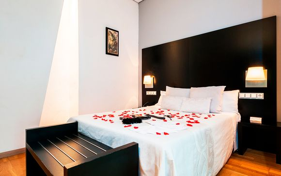 Hotel & Boutique Spa Adealba 4*