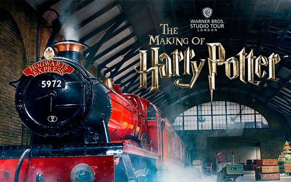 Reino Unido Londres - Ibis Styles London Ealing y Harry Potter Studio  desde 203,00 €