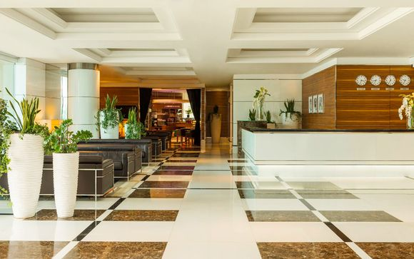 Four Points by Sheraton Downtown Dubai 4*