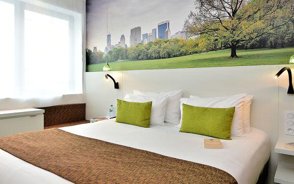 Central Park Hotel & Spa 4*