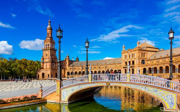 MA Hotel Sevilla Congresos 4* y Ohtels San Antón 4*
