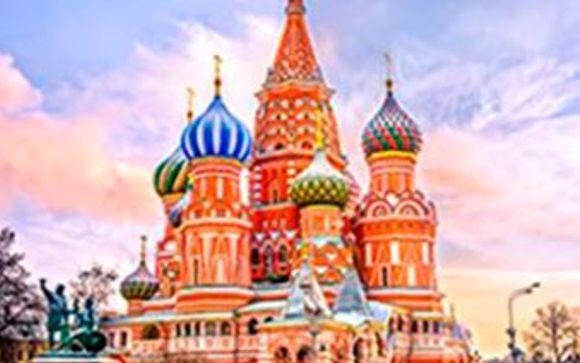 ¡Completa tu estancia en Moscú!